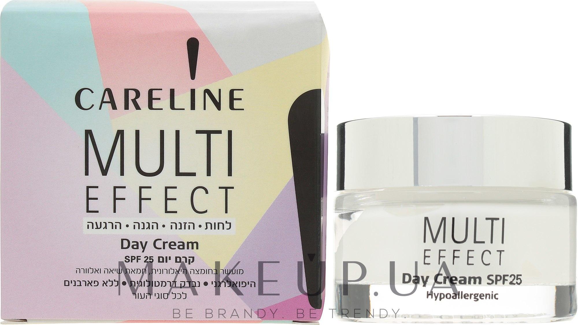 MAKEUP | Отзывы о Дневной крем для лица и шеи - Careline Multi Effect