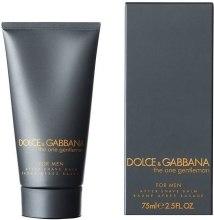 Духи, Парфюмерия, косметика Dolce&Gabbana The One Gentleman - Бальзам после бритья