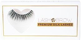 Духи, Парфюмерия, косметика Накладные ресницы - Lash Brow Premium Silk Lashes I Lash You