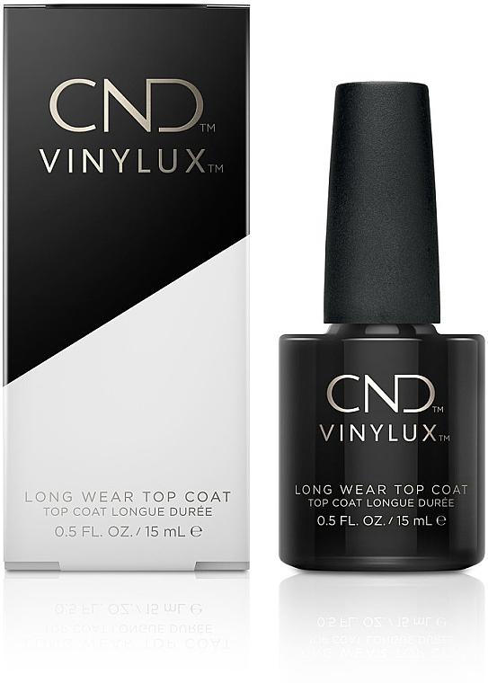 Верхнее покрытие для ногтей - CND Vinylux Top Coat