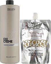 Духи, Парфюмерия, косметика Набор - Maxima Vital Hair 20 VOL (h/emul/1000ml + h/bleach/500g)