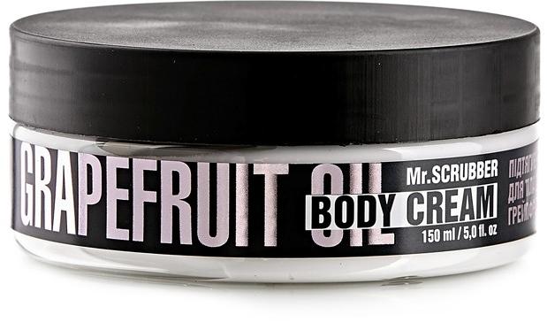 Подтягивающий крем для тела с грейпфрутовым маслом - Mr.Scrubber Body Couture Grapefruit Oil