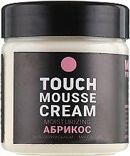 "Духи, Парфюмерия, косметика Увлажняющий мусс-крем ""Абрикос"" - Touch Mousse Cream"