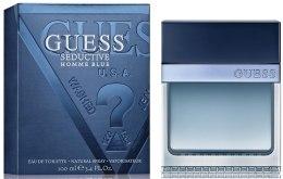 Духи, Парфюмерия, косметика Guess Seductive Homme Blue - Туалетная вода