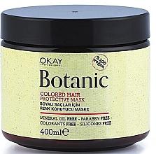 Духи, Парфюмерия, косметика Маска для окрашенных волос - Botanic Colored Hair Protective Mask