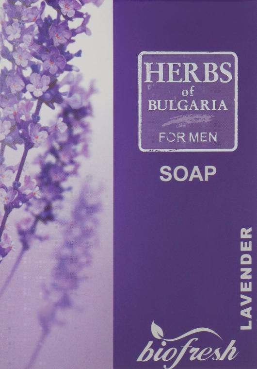"Мыло ""Лаванда"" - BioFresh Lavender Soap"