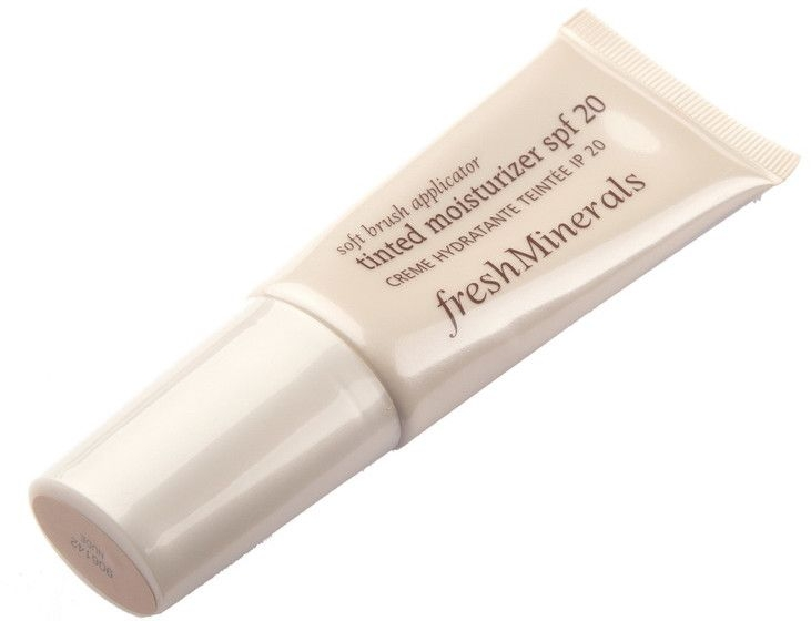 Увлажняющий оттеночный крем SPF20 - FreshMinerals Tinted Moisturizer