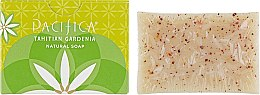 Духи, Парфюмерия, косметика Натуральное мыло - Pacifica Tahitian Gardenia Natural Soap