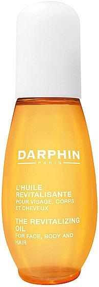 Восстанавливающая масло для лица, тела, волос - Darphin Essential Oil Elixir