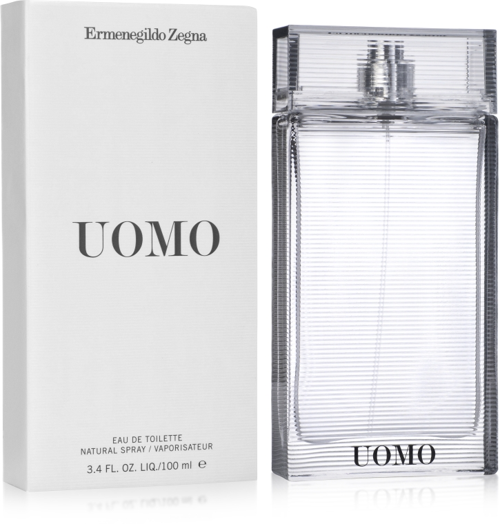 Ermenegildo Zegna Uomo - Туалетная вода