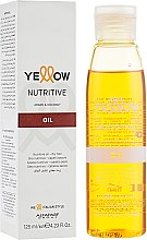 Духи, Парфюмерия, косметика Масло для волос - Yellow Nutritive Oil