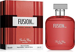 Shirley May Fusion Red - Туалетна вода — фото N2