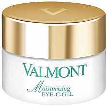 Духи, Парфюмерия, косметика Увлажняющий гель для кожи вокруг глаз - Valmont Moisturizing Eye-C Gel