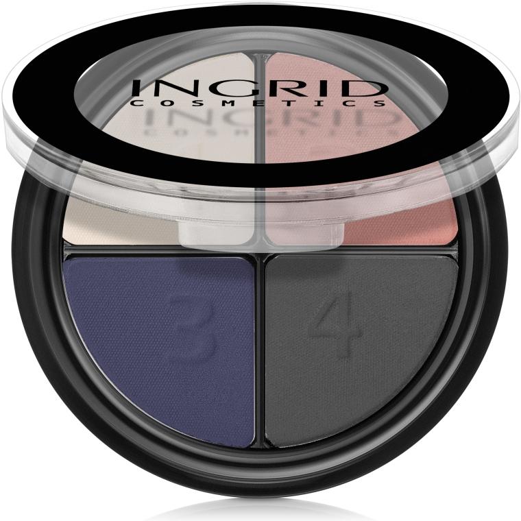 Тени для век - Ingrid Cosmetics Casablanca Eye Shadows