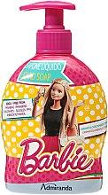Духи, Парфюмерия, косметика Жидкое мыло - Admiranda Barbie