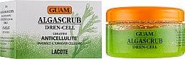Духи, Парфюмерия, косметика Скраб для тела с дренажным эффектом - Guam Algascrub Dren Cell