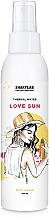 """Духи, Парфюмерия, косметика Термальная вода с восстанавливающим эффектом """"Love Sun"""" - SHAKYLAB Thermal Water For Body & Face"""