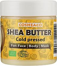 Духи, Парфюмерия, косметика Масло Ши для лица и тела, нерафинированное - Cosheaco Oils & Butter