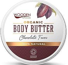 "Духи, Парфюмерия, косметика Масло для тела ""Шоколадная лихорадка"" - Wooden Spoon Chocolate Fever Body Butter"