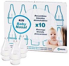 Духи, Парфюмерия, косметика Сменные насадки для детского назального аспиратора - Kin Baby Nasal