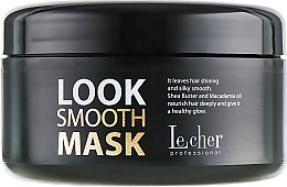 Духи, Парфюмерия, косметика Маска для волос - Lecher Look Smooth Hair Mask
