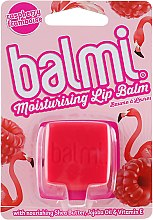 Духи, Парфюмерия, косметика Бальзам для губ - I Love… Balmi Cube Raspberry Lip Balm