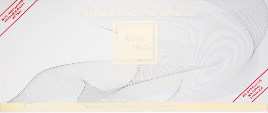 Лечебный лосьон для волос с плацентой и маточным молочком - Cosmofarma JoniLine Classic Royal Placenta Hair Lotion & Treatment