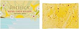 Духи, Парфюмерия, косметика Натуральное мыло - Pacifica Malibu Lemon Blossom Natural Soap