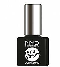 Духи, Парфюмерия, косметика Ультрабонд праймер - NYD Professional Let's Primer Ultrabond