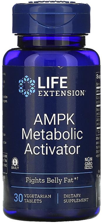 AMPK, активатор метаболизма - Life Extension AMPK Metabolic Activator