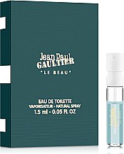 Духи, Парфюмерия, косметика Jean Paul Gaultier Le Beau - Туалетная вода (пробник)