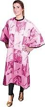 Духи, Парфюмерия, косметика Пеньюар для стрижки розовый, 01842/73 - Eurostil