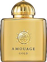 Духи, Парфюмерия, косметика Amouage Gold Pour Femme - Парфюмированная вода
