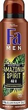 "Духи, Парфюмерия, косметика Дезодорант-спрей ""Ритмы Бразилии. Amazonia Spirit"" - Fa Men"