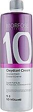 Духи, Парфюмерия, косметика Окислитель 3% - Morfose 10 Oxidant Cream Volume 10