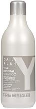 Духи, Парфюмерия, косметика Минеральный шампунь - Freelimix Daily Plus Vita Mineral Shampoo