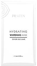 Духи, Парфюмерия, косметика Увлажняющая отбеливающая маска для лица - Pil'aten Hydrating Whitening Mask