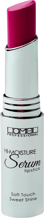 Помада для губ увлажняющая - Lamel Professional Hi-Moisture Serum Lipstick