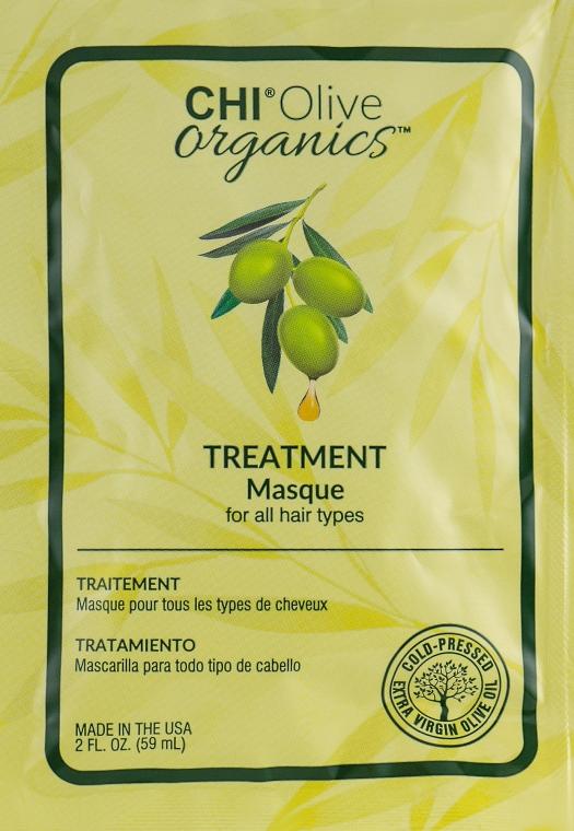 Маска для волос с оливой - Chi Olive Organics Treatment Masque