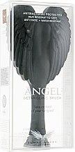 Духи, Парфюмерия, косметика Расческа для волос - Tangle Angel 2.0 Detangling Brush Black