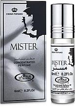 Духи, Парфюмерия, косметика Al Rehab Mister - Масляные духи