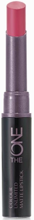 Стойкая матовая губная помада - Oriflame The ONE Color Unlimited Matte