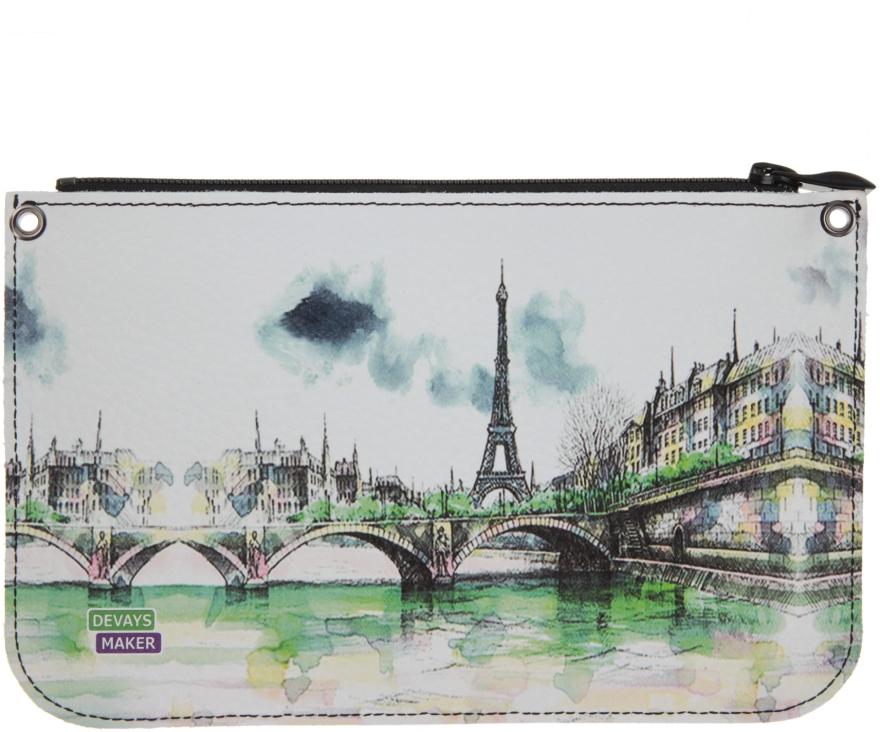 "Косметичка ""Париж"" - Devays Maker"