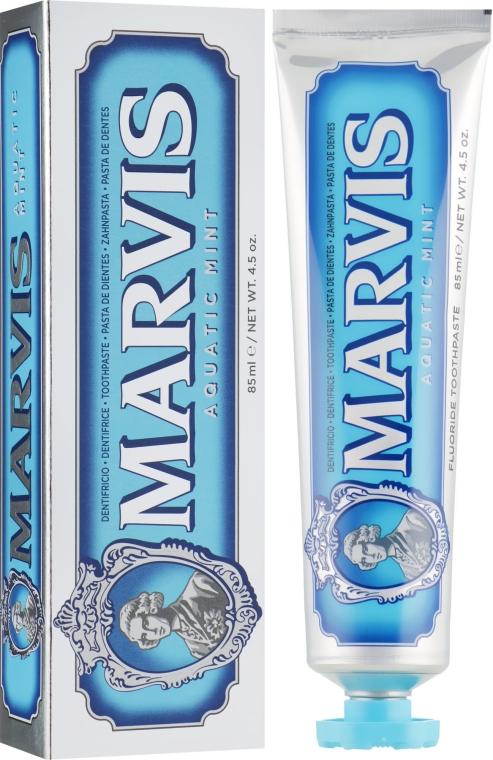 """Зубная паста """"Морская Мята"""" - Marvis Aquatic Mint"""