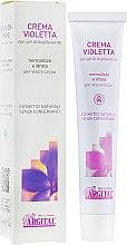 Духи, Парфюмерия, косметика Крем на основе фиалки - Argital Violet Cream