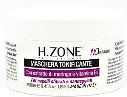 Духи, Парфюмерия, косметика Тонизирующая маска для поврежденных волос - H.Zone Masque Tofiant
