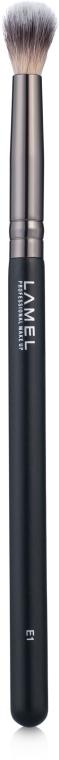 Кисть для растушевки теней - Lamel Professional Eye Blending Brush Long