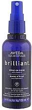 Духи, Парфюмерия, косметика Спрей для блеска волос - Aveda Brilliant Spray On Shine
