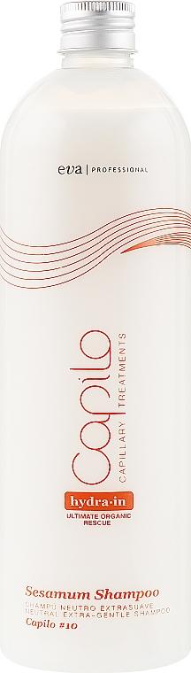 Ультра мягкий шампунь с нейтральным pH - Eva Professional Capilo Sesamum Shampoo №10