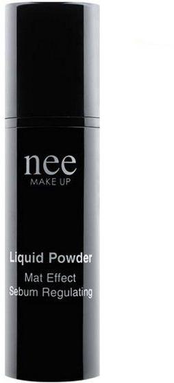 Жидкая пудра матирующая - Nee Make Up Liquid Powder Mat Effect Sebum Regulating